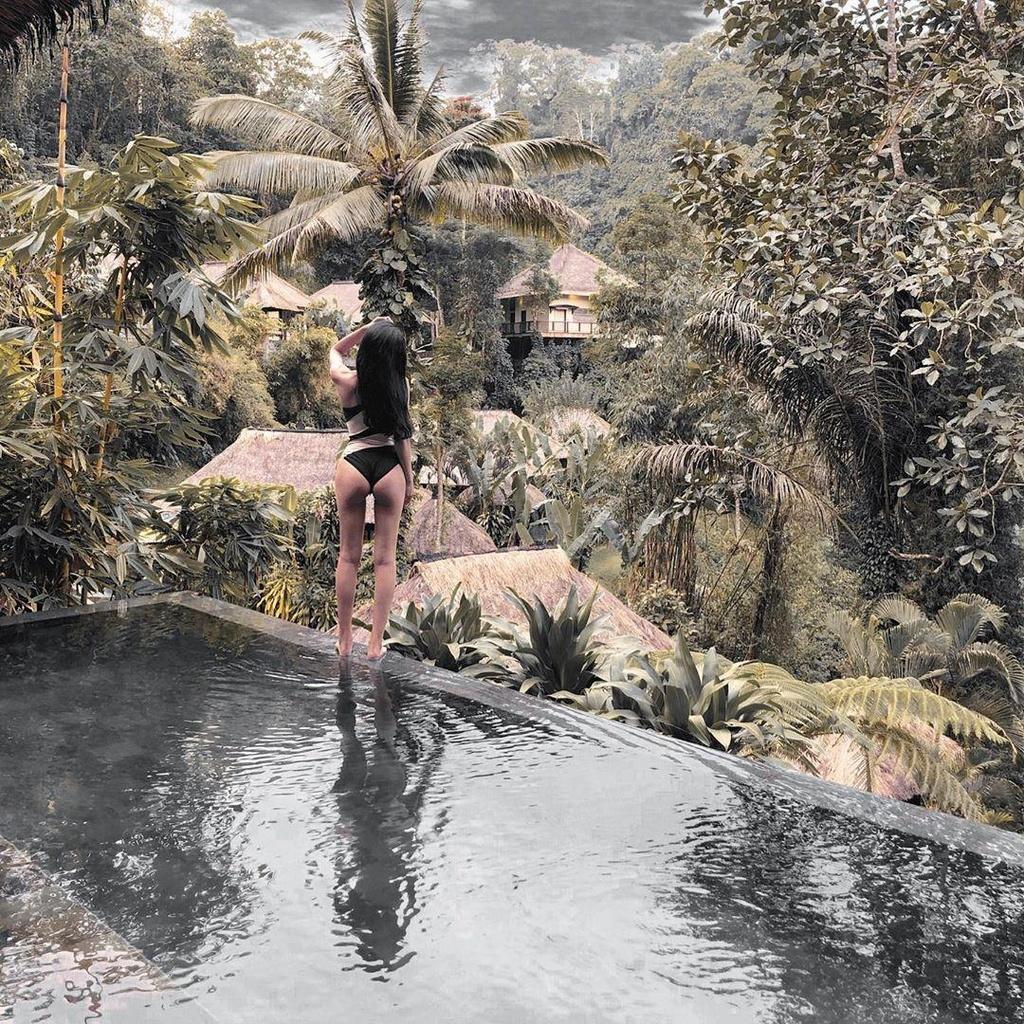 Lạc vào thế giới vô cực với những bể bơi sang chảnh nhất hành tinh - Ảnh 7