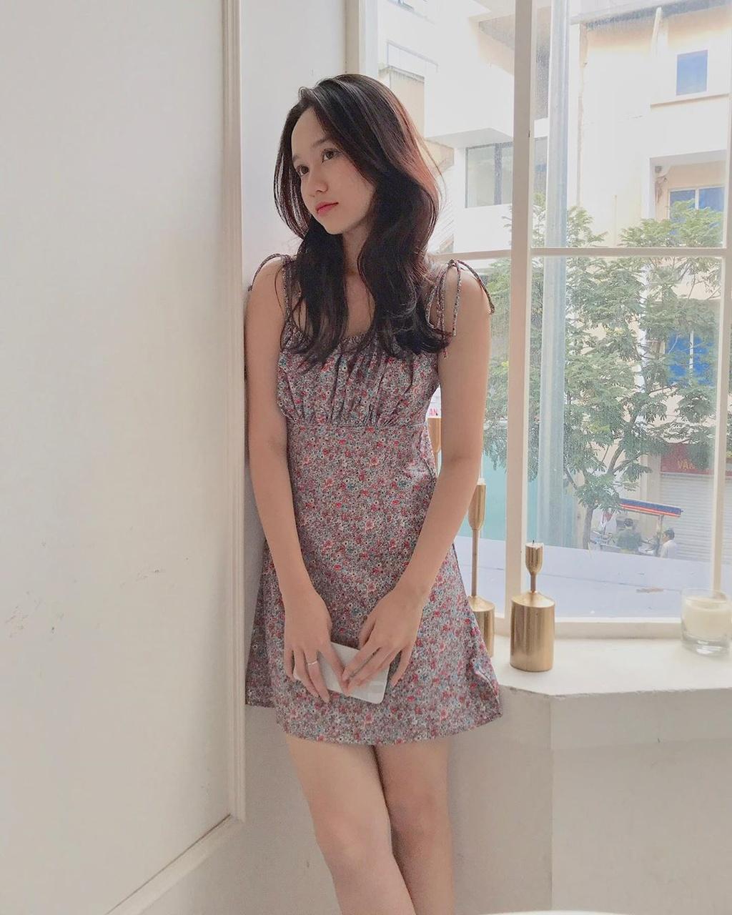 Ha Lan 'Mat biec' chuong style nang tho, Hong thich kieu truong thanh hinh anh 8 58950149_683272992115363_2514772718564194809_n.jpg
