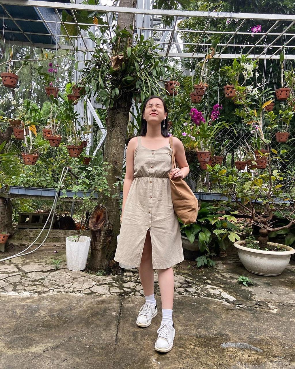 Ha Lan 'Mat biec' chuong style nang tho, Hong thich kieu truong thanh hinh anh 17 70986715_123550572446580_6489871297078791545_n.jpg