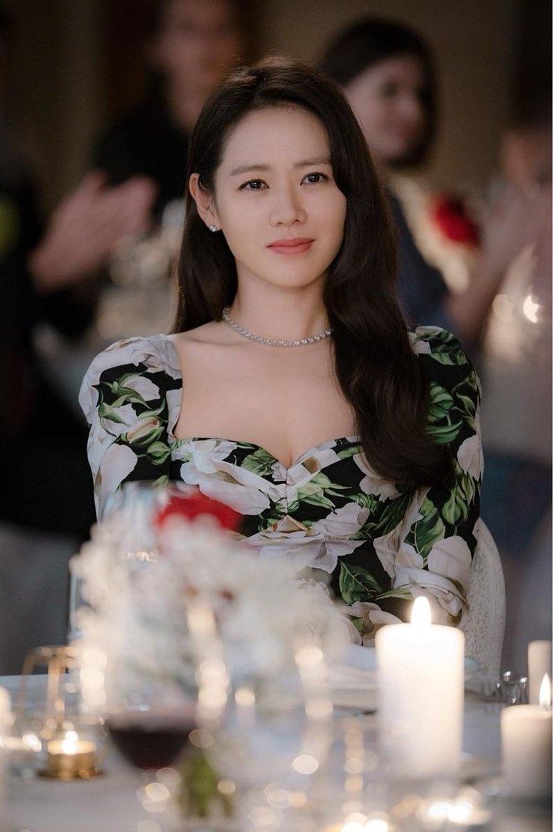 Lam toc dep nhu Son Ye Jin va dan my nhan Han di choi Tet hinh anh 4 5_37_.jpg