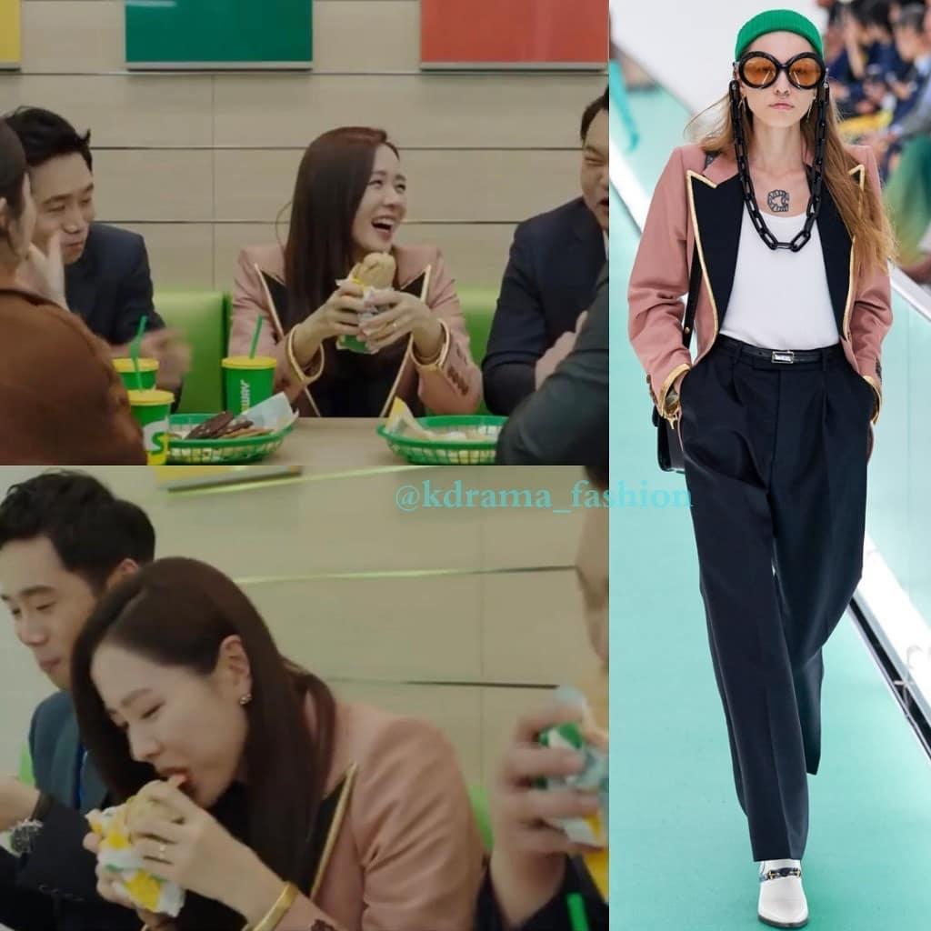 Loat do hieu gia nghin USD cua Son Ye Jin trong phim 'Ha canh noi anh' hinh anh 3 son.jpg