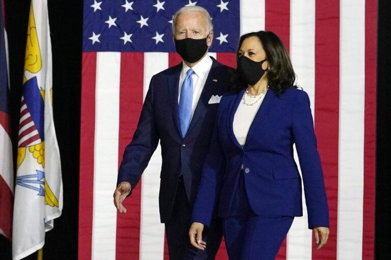 ong Biden va ba Harris cam ket 'tai thiet' anh 1