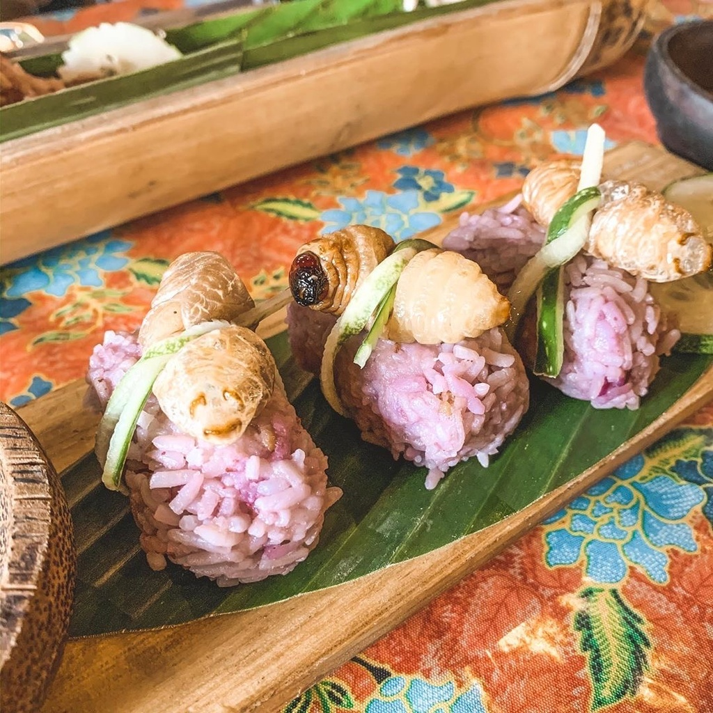 Kham pha mon sushi duong dua ky la o Malaysia hinh anh 4 IMG_4229.JPG