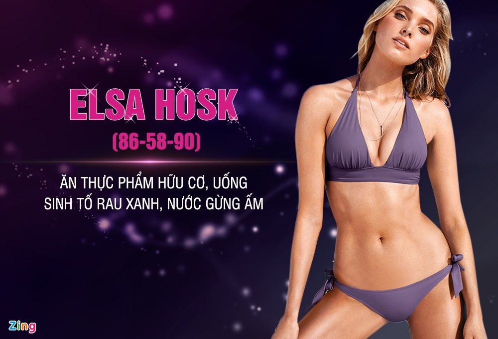 Che do an giu dang cua thien than Victoria's Secret hinh anh 7