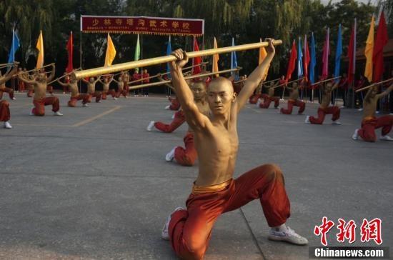 Vo sinh Thieu Lam ma dong thi trien vo cong hinh anh 2