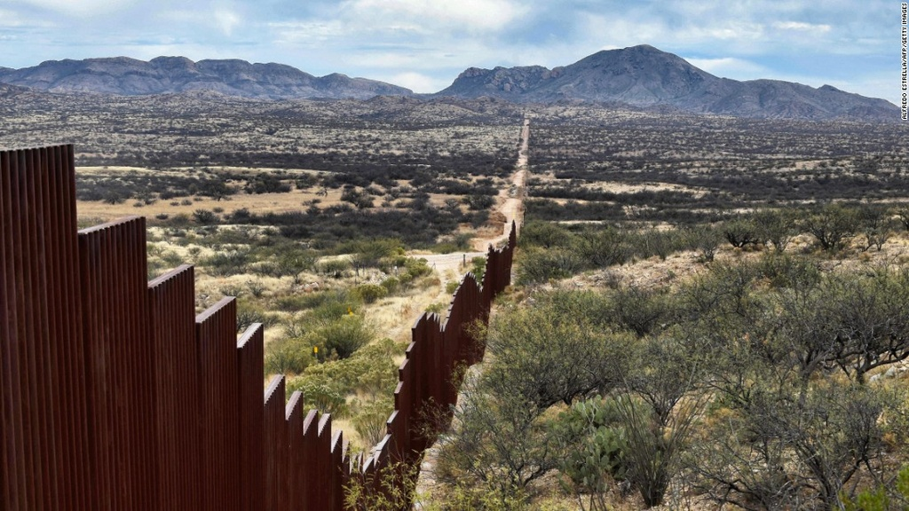 Bien gioi My - Mexico truoc khi Trump quyet dinh xay tuong hinh anh 11