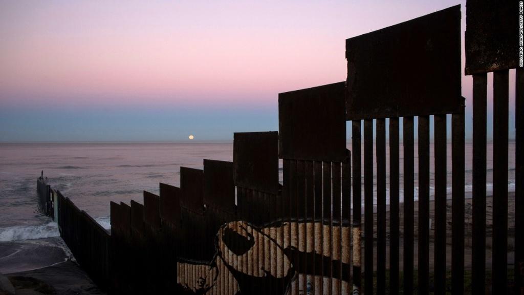 Bien gioi My - Mexico truoc khi Trump quyet dinh xay tuong hinh anh 6