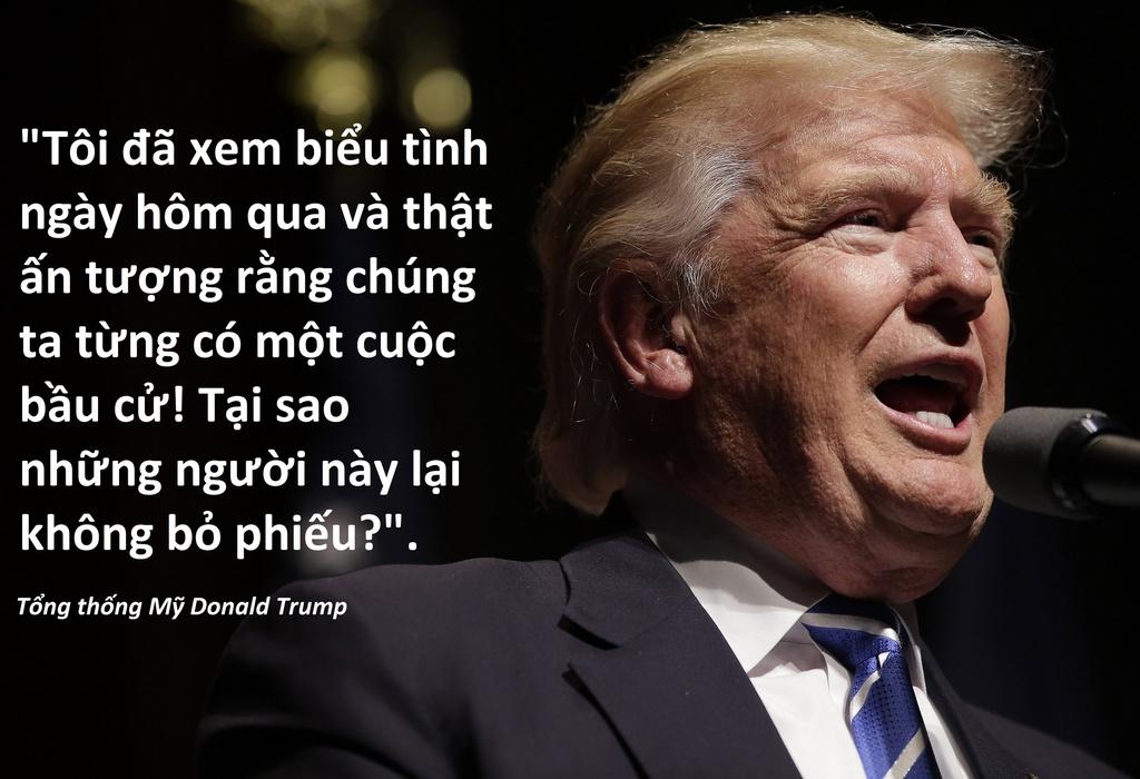 mot thang dau tien cua Trump anh 9