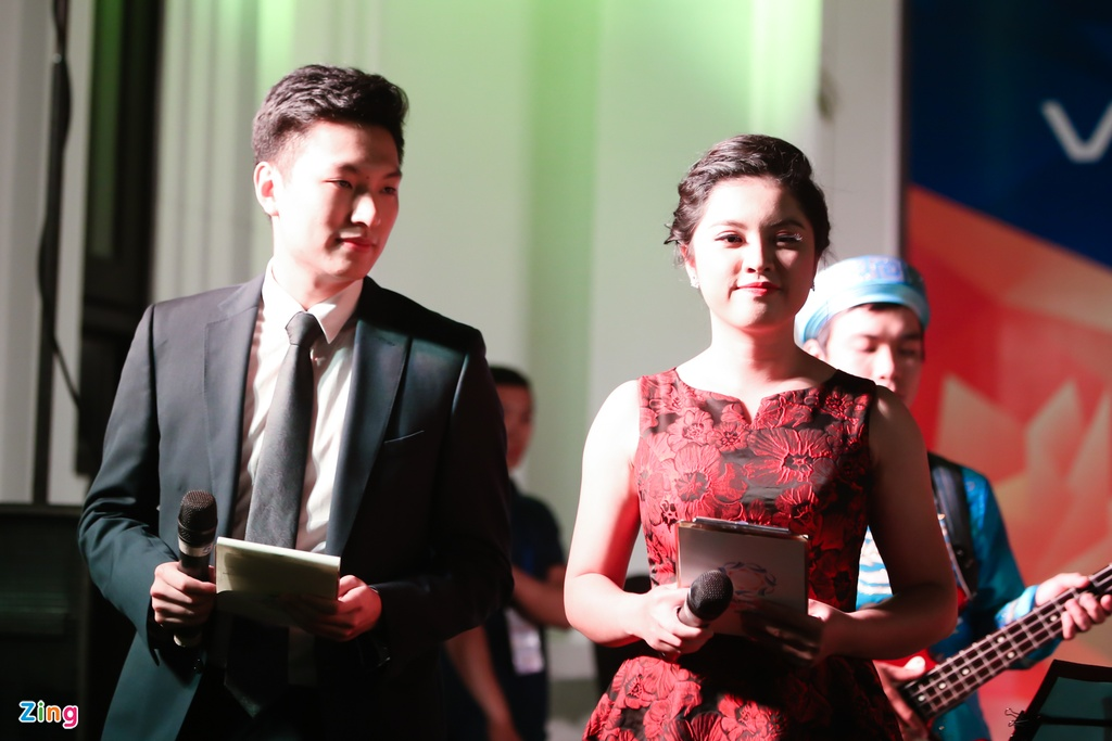 Nhung an tuong ngay khai mac SOM 1 APEC 2017 tai Nha Trang hinh anh 14