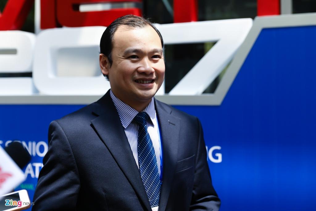 Nhung an tuong ngay khai mac SOM 1 APEC 2017 tai Nha Trang hinh anh 7