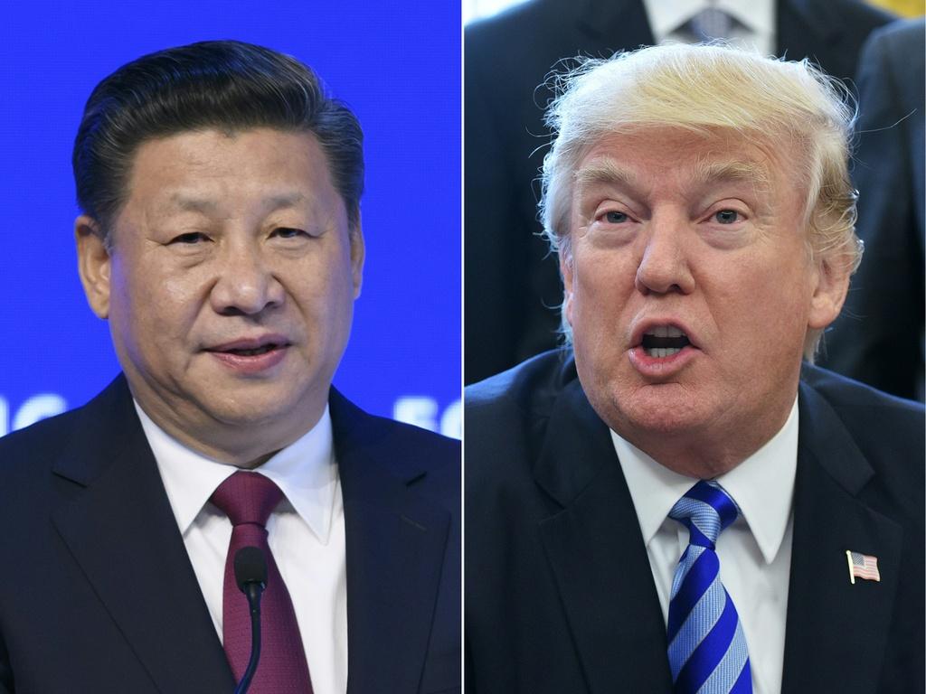 Cuoc gap Trump - Tap: 'Nuoc My vi dai' va 'Giac mong Trung Hoa' hinh anh 1