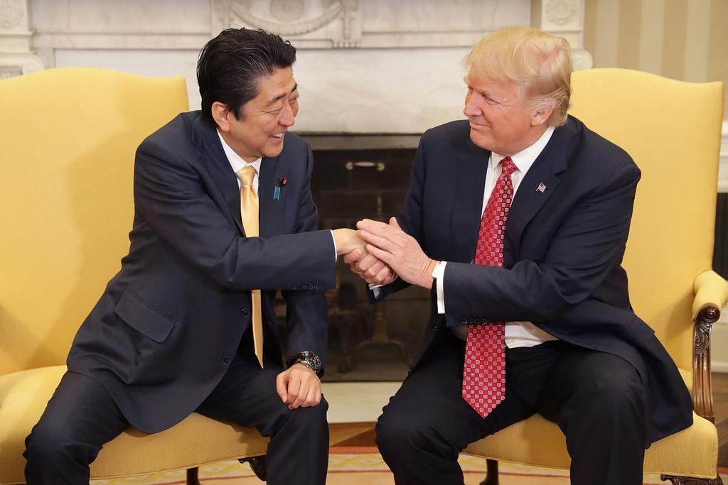 Cuoc gap Trump - Tap: 'Nuoc My vi dai' va 'Giac mong Trung Hoa' hinh anh 3