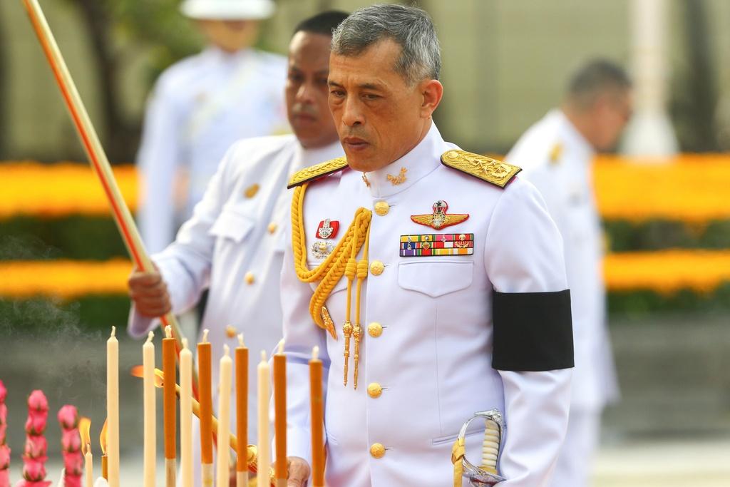 Hoa tang vua Thai: 90 trieu USD va nhung dien nghi tram nam hinh anh 3