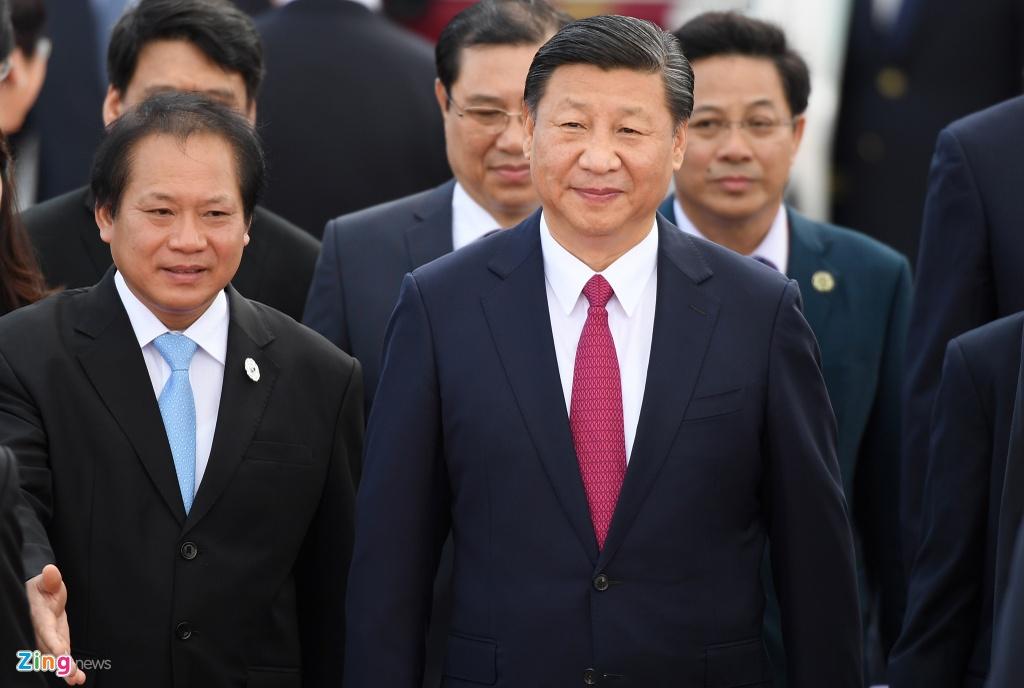 Ong Tap Can Binh den Da Nang du APEC hinh anh 4