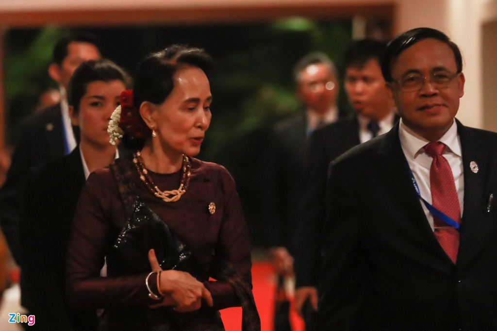 Thu tuong Trudeau thu hut su chu y tai cuoc hop APEC - ASEAN hinh anh 14