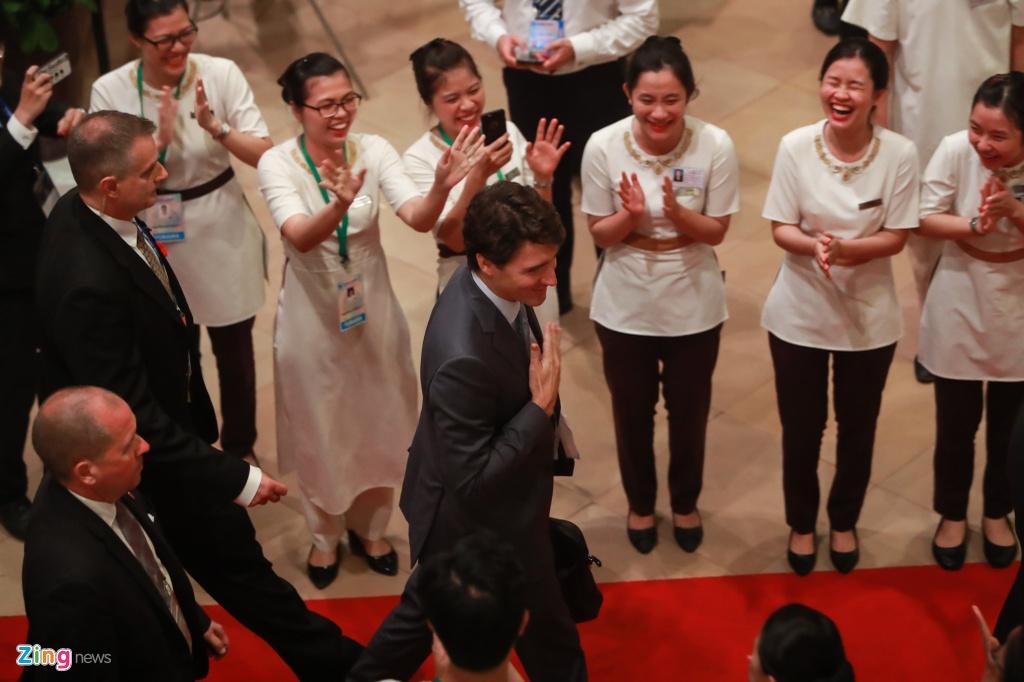 Thu tuong Trudeau thu hut su chu y tai cuoc hop APEC - ASEAN hinh anh 7