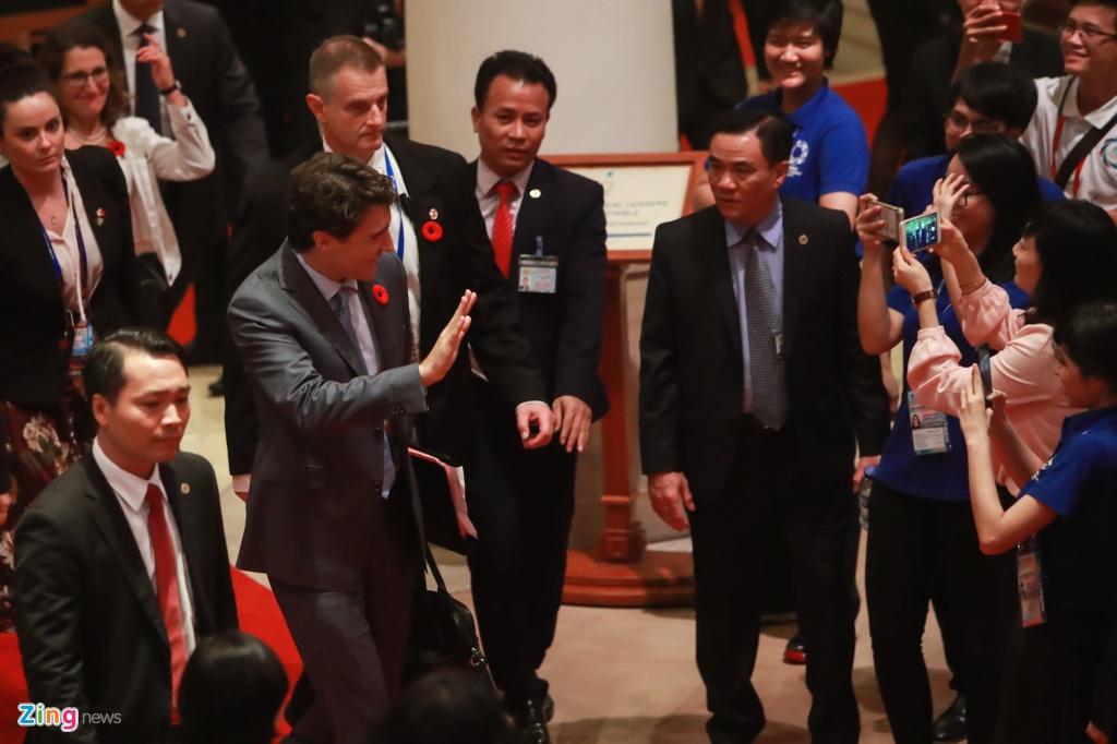 Thu tuong Trudeau thu hut su chu y tai cuoc hop APEC - ASEAN hinh anh 5