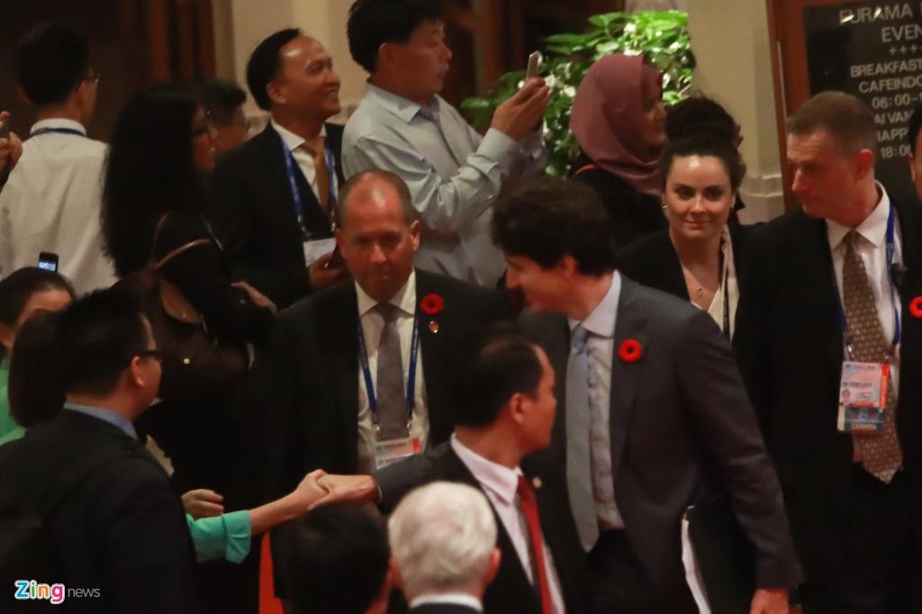 Thu tuong Trudeau thu hut su chu y tai cuoc hop APEC - ASEAN hinh anh 4