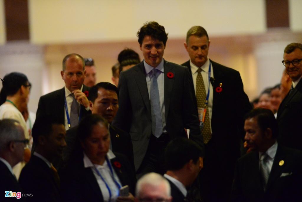 Thu tuong Trudeau thu hut su chu y tai cuoc hop APEC - ASEAN hinh anh 3