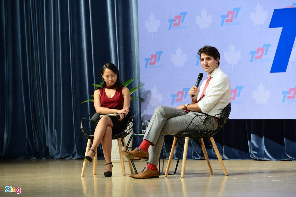 thu tuong Canada Justin Trudeau anh 8