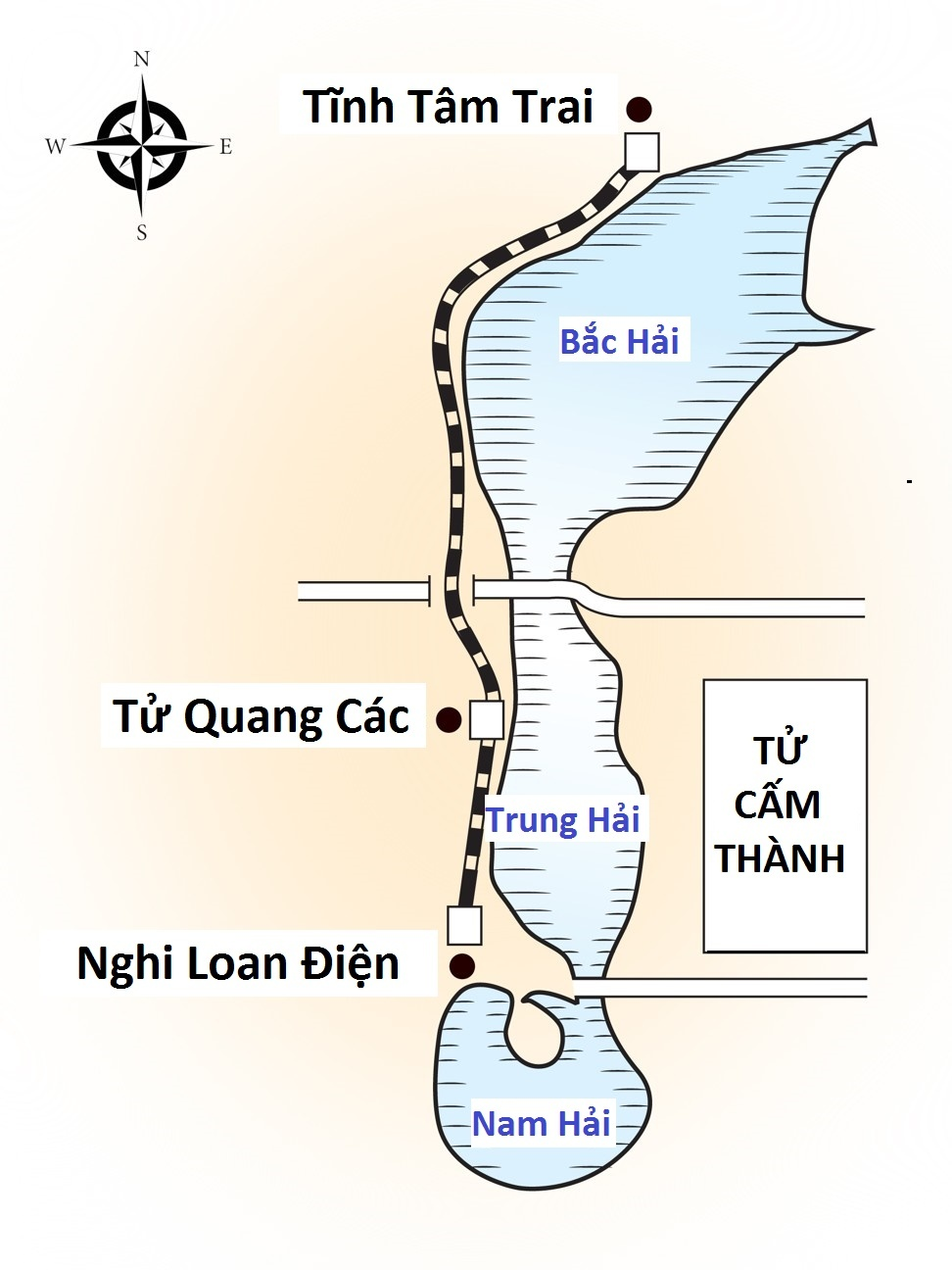 Tham cung co su: Nhung chuyen chua ke ve Tu Hi Thai hau hinh anh 4