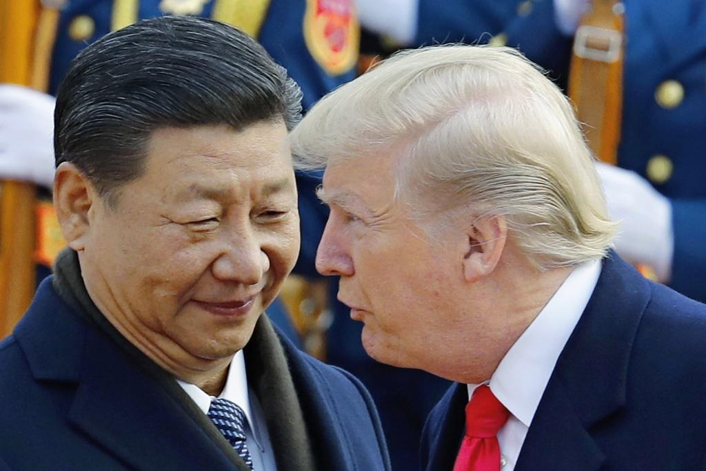 Ai la quan su cho Tap Can Binh trong van bai Trump - Kim? hinh