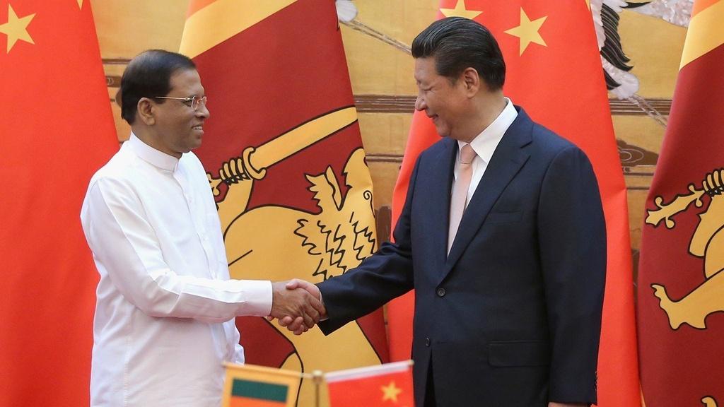 Ngoai giao Phat giao kieu TQ va xa lo toi giac ngo o Sri Lanka hinh anh 1