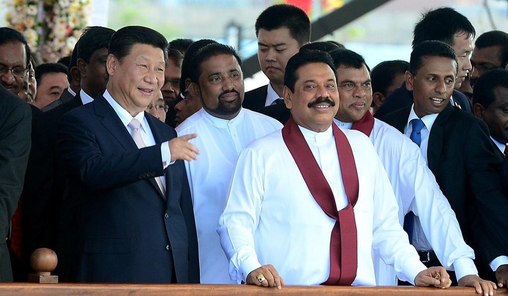 Ngoai giao Phat giao kieu TQ va xa lo toi giac ngo o Sri Lanka hinh anh 2