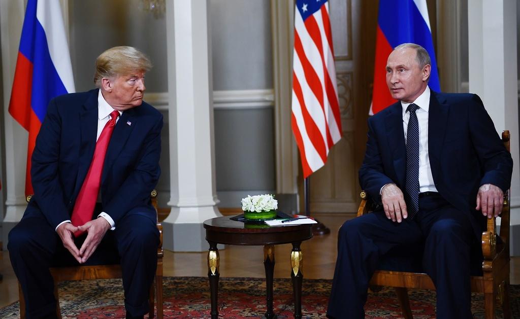 Bao My: Putin da gianh mat bua trua cua Trump o Helsinki hinh anh 1