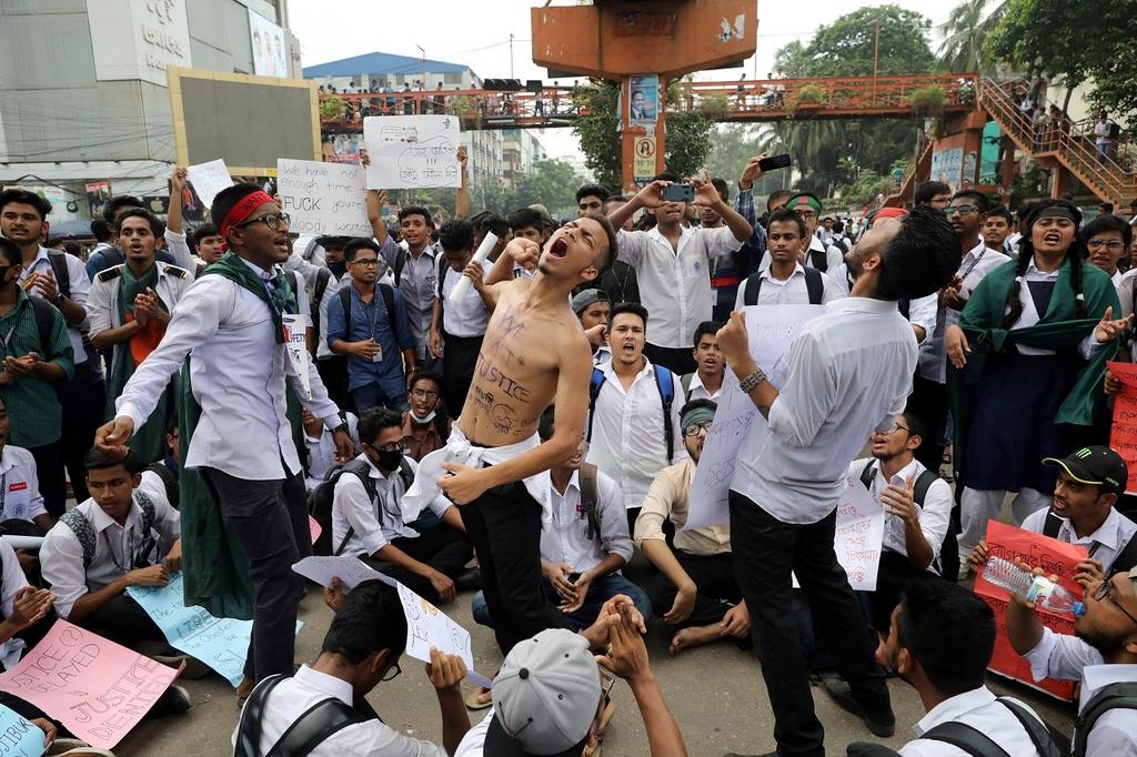 Bieu tinh Bangladesh - vu tai nan lam te liet thanh pho 18 trieu dan hinh anh 3
