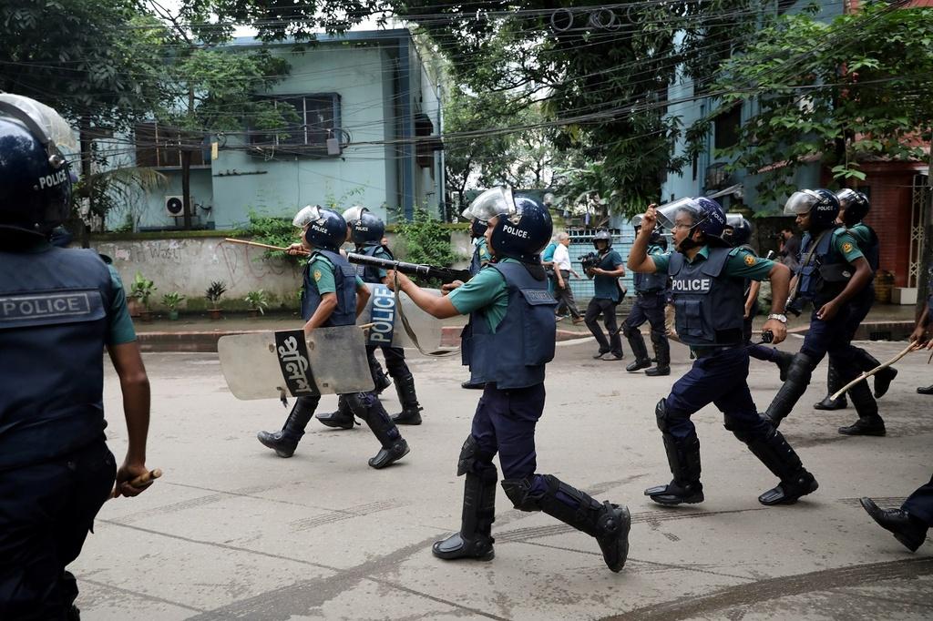 Bieu tinh Bangladesh - vu tai nan lam te liet thanh pho 18 trieu dan hinh anh 8