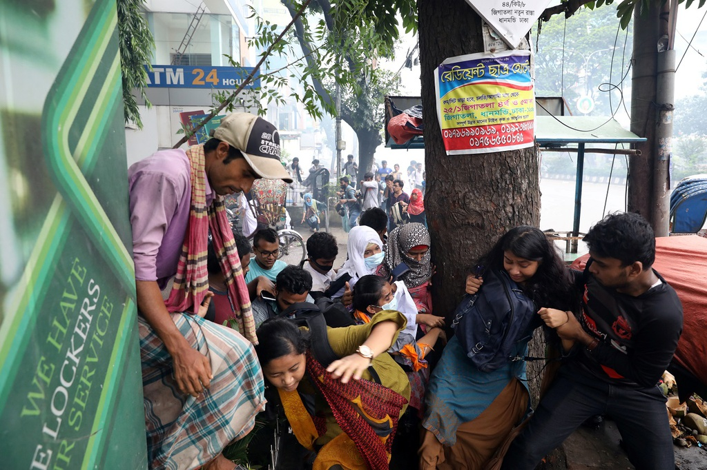 Bieu tinh Bangladesh - vu tai nan lam te liet thanh pho 18 trieu dan hinh anh 7