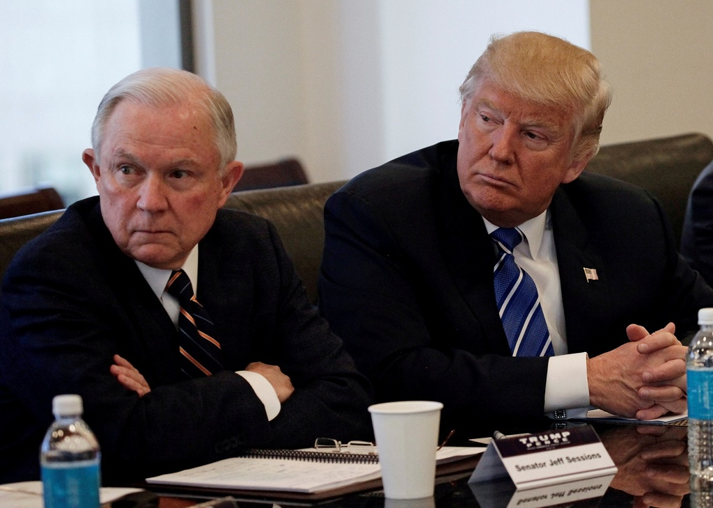 Trump doi dau bo tu phap anh 1