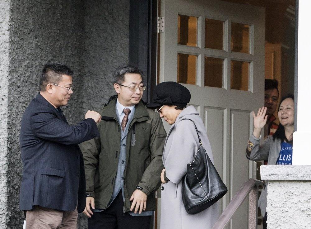 Vu Huawei: 'Phat dan' My canh bao lanh dao cong ty nuoc ngoai hinh anh 3