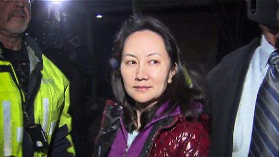 Vu Huawei: 'Phat dan' My canh bao lanh dao cong ty nuoc ngoai hinh anh 1