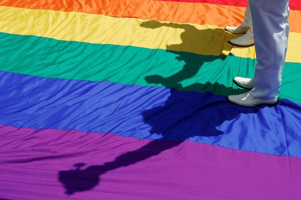 Những cặp đôi đồng tính đầu tiên của châu Á kết hôn ở Đài