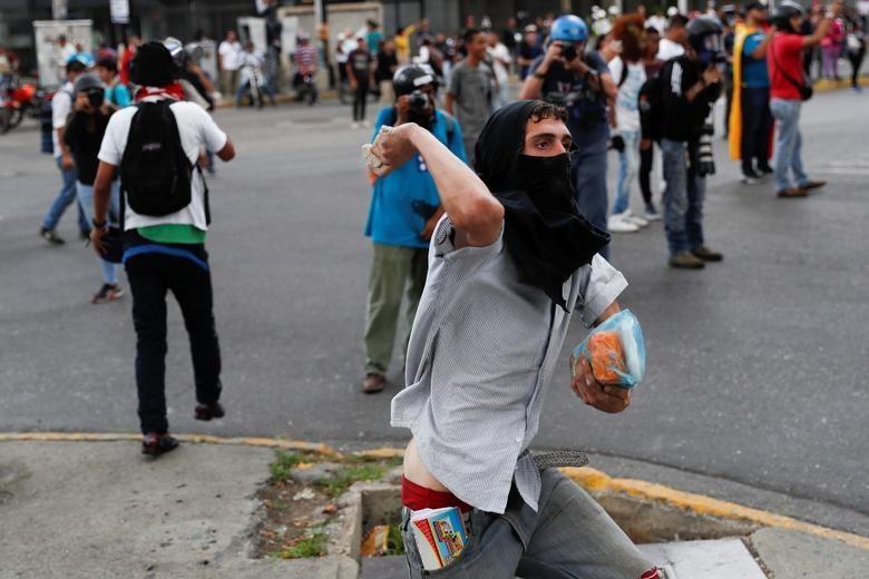TT Maduro pho truong suc manh quan su trong le mung quoc khanh hinh anh 11