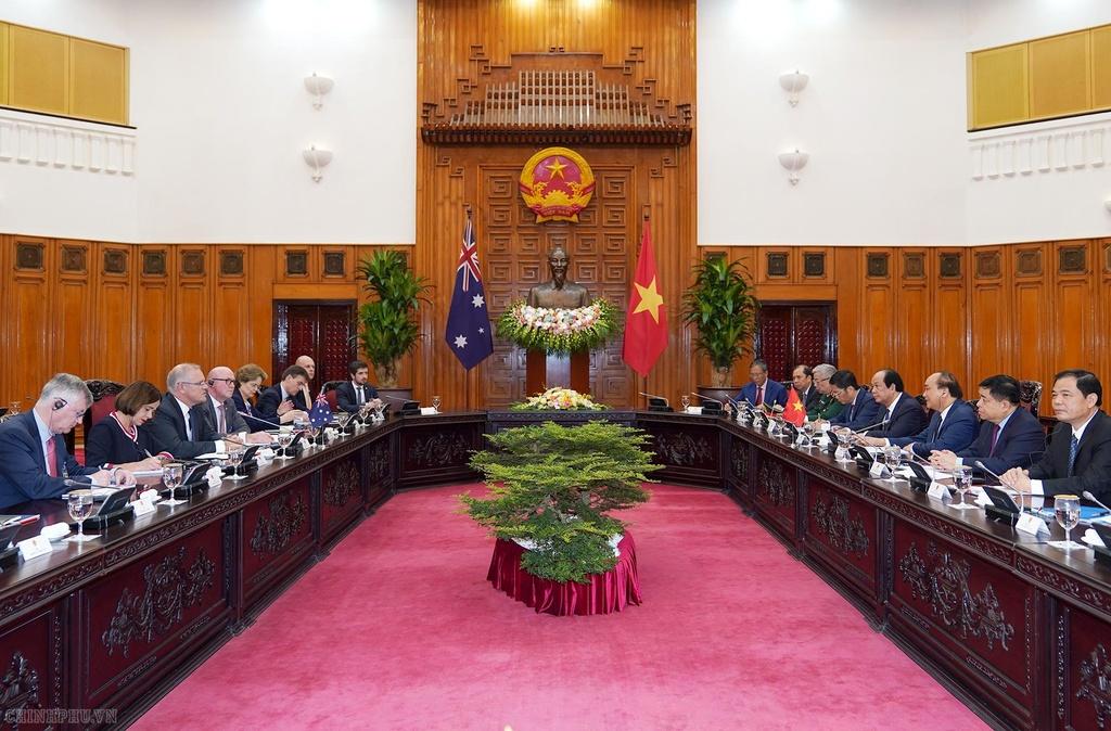 Thu tuong VN, Australia quan ngai hoat dong 'quan su hoa' Bien Dong hinh anh 3
