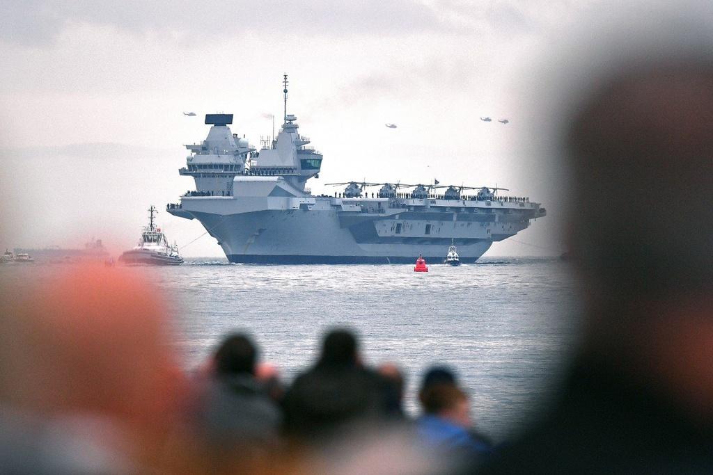 EU muốn gia tăng ảnh hưởng ở Biển Đông, đối trọng lại TQ