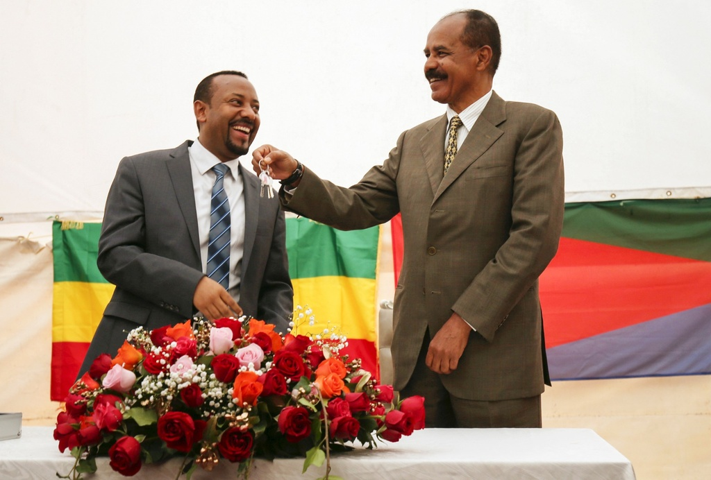 Giai Nobel Hoa binh 2019 duoc trao cho thu tuong Ethiopia hinh anh 2