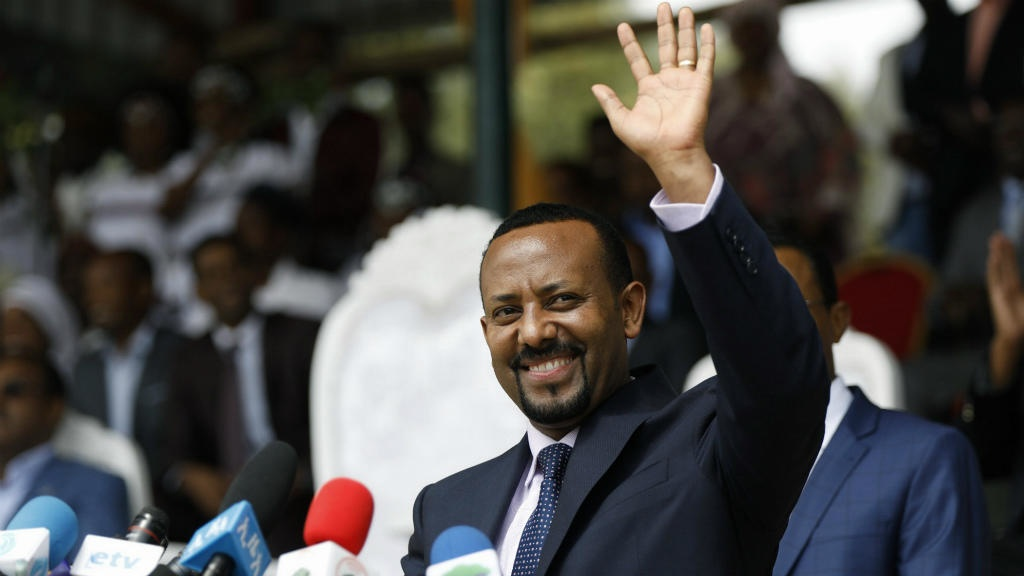 Giai Nobel Hoa binh 2019 duoc trao cho thu tuong Ethiopia hinh anh 1