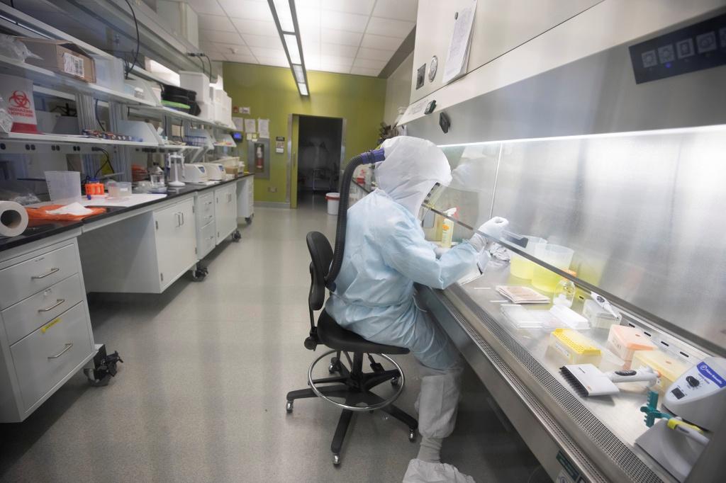 WHO: Cho nguoi lanh nhiem Covid-19 co the lam ra vaccine nhanh hon hinh anh 4 Koo_Kwang_mo_yonhap.jpg