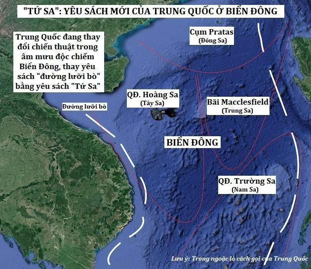 Am muu dung 'Tu Sa' de thay the duong luoi bo cua Trung Quoc hinh anh 2 5d9a8f4f67669d38c477.jpg