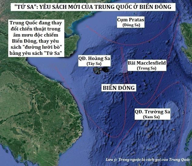 Am muu dung 'Tu Sa' de thay the duong luoi bo cua Trung Quoc hinh anh 2 9606353cf91703495a06.jpg