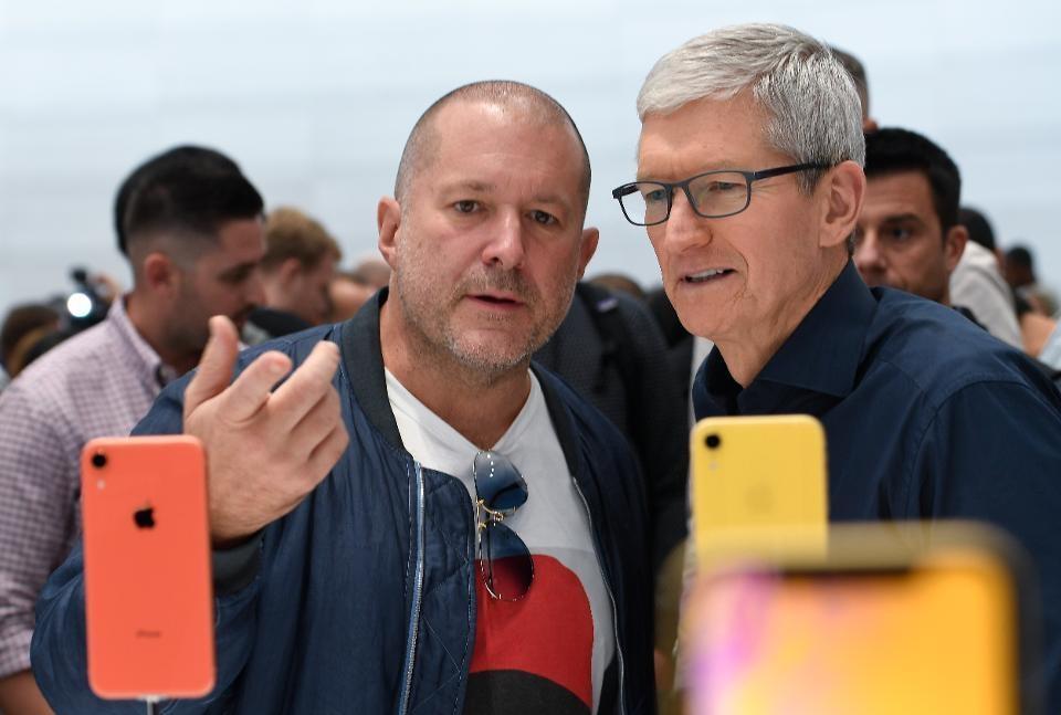 Apple se ra sao khi Jony Ive ra di anh 2