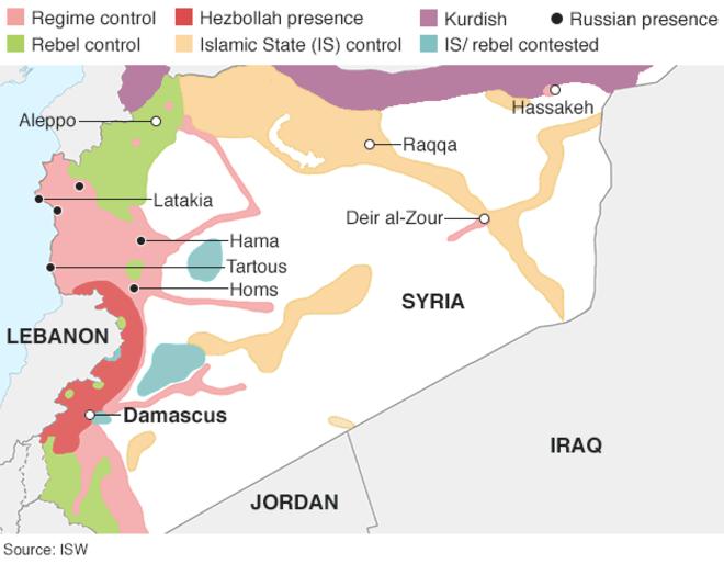 Cuoc khung hoang khong hen hoi ket o Syria hinh anh 2