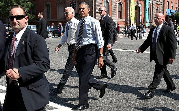 Doan thap tung hung hau cua Tong thong Obama hinh anh 11