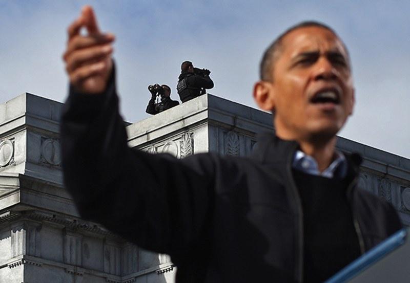 Doan thap tung hung hau cua Tong thong Obama hinh anh 13
