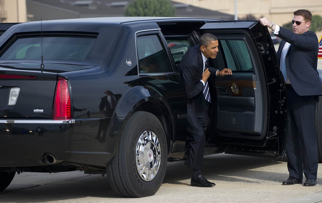 Doan thap tung hung hau cua Tong thong Obama hinh anh 7
