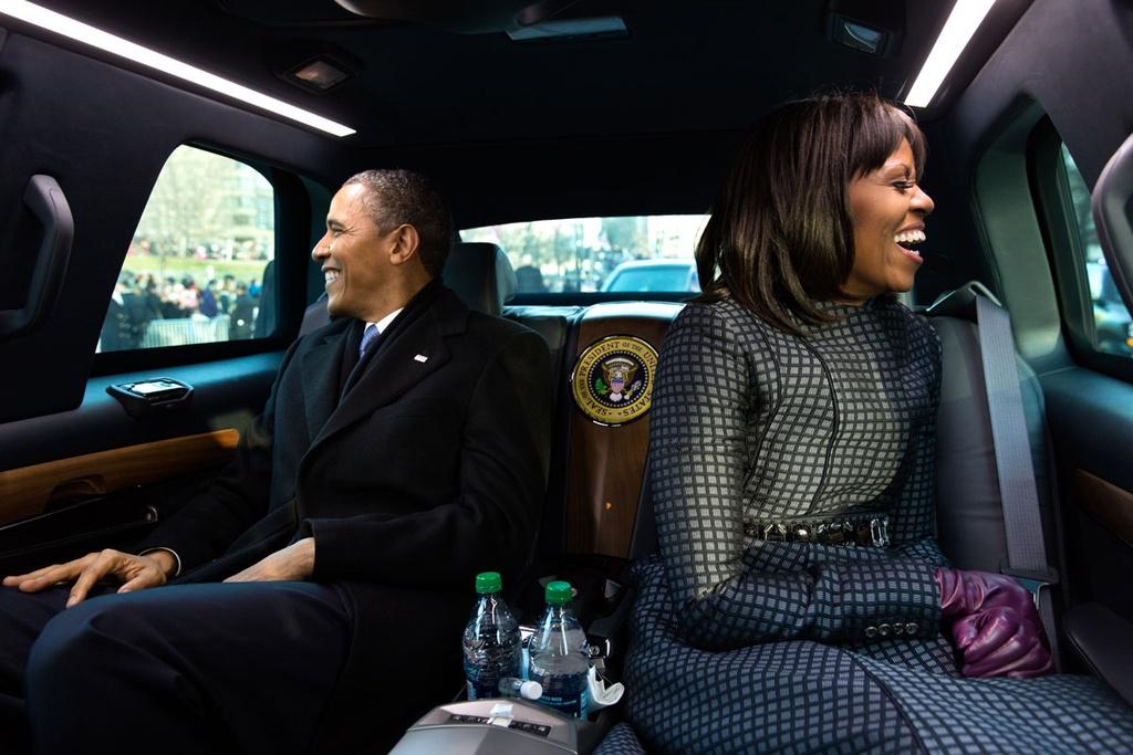 Doan thap tung hung hau cua Tong thong Obama hinh anh 8